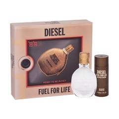 Diesel Fuel For Life Him Edt 30ml Giftset