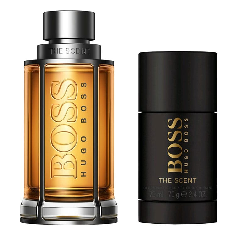Hugo Boss The Scent Edt 50ml Deostick Giftset
