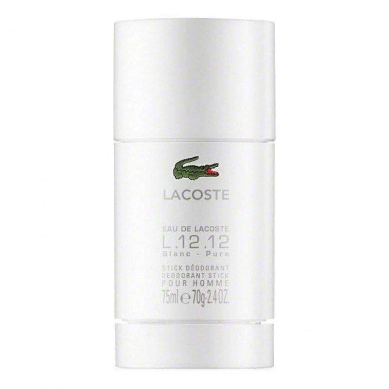 Lacoste L 12 12 Blanc Deodorant Stick