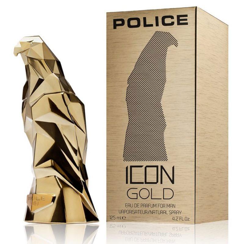Police Icon Gold For Men Edp