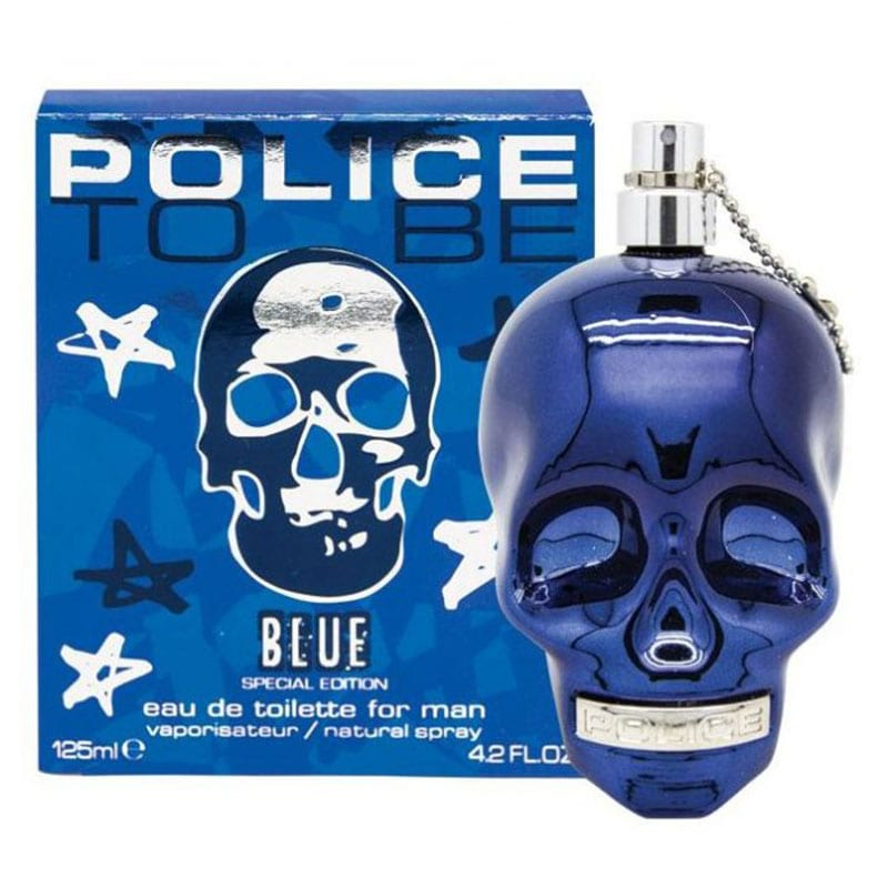 Police To Be Blue Edt