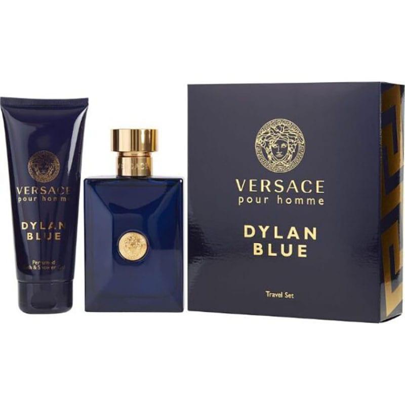 Versace Pour Homme Dylan Blue Edt Set
